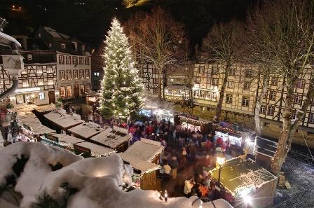 Top 5 Kerstmarkten In Duitsland Vivaldi Travel Vakantiehuizen